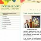 Böker Kunst, Antonie und Rudolf Böker