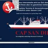 Cap San Diego - Schwimmender Zeuge maritimer Geschichte