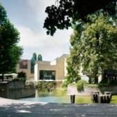 Unternehmenslogo Neue Pinakothek
