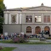 Unternehmenslogo Kunstmuseum St. Gallen