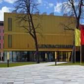 Lenbachhaus München Blick von der Luisenstraße © Städtische Galerie im Lenbachha