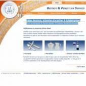 Besteck & Porzellan Service
