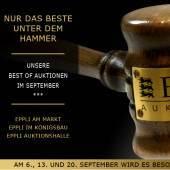Unternehmenslogo Auktionshaus Eppli