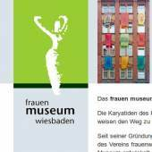 Unternehmenslogo frauen museum wiesbaden