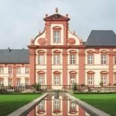 Der Museumsgarten; Foto: © Dommuseum Fulda