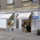 Galerie Augustin, Lugeck 3, Aussenansicht