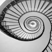 Der schönste Weg zur Kunst 2015 – das Treppenhaus der Galerie Feurstein
