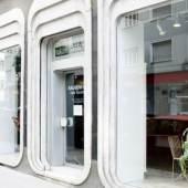 Ansicht der Galerie Rauminhalt (c) rauminhalt.at
