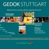 GEDOK Stuttgart, Gemeinschaft der  Künstlerinnen und  Kunstfreunde e.V.