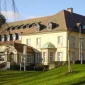 Das Kurhaus Bad Steben (c) grafik-museum.de