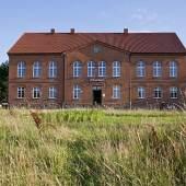 Gutshaus Nordfront Foto Kranz August 2012