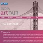 Unternehmenslogo India Art Fair