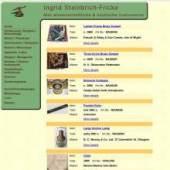 Alte Wissenschaftliche und Nautische Instrumente - Ingrid Steinbrich-Fricke