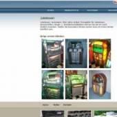 Jukeboxen, Automaten, 50er Jahre Artikel, Fernwähler für Jukeboxen, Neonschriften, Single- u. Schellackschallplatten
