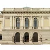 Wiener Künstlerhaus Aussenfasaden (c) k-haus.at