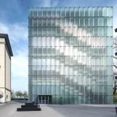Kunsthaus Bregenz, Architektur von Peter Zumthor