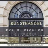Unternehmenslogo Kunsthandel Eva M. Pichler