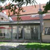 Kunstverein Baden Kunstverein - Eingang (Winter) © KV Baden