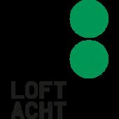 Logo Loft 8 Kunstraum (c) loft8.at