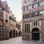 Fassade des Museum im Roselius-Haus, © Archiv Böttcherstraße, Bremen
