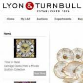 Unternehmenslogo Lyon and Turnbull