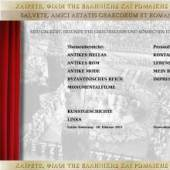 Messala, Gabriele Pasch: griechisch-römische Antike: Film, Rekonstruktionen