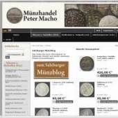 Münzen Handel Mag. Peter Macho