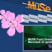 Unternehmenslogo MUSE - Museo delle Scienze