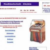 Musikbox-Technik Kleylein, Peter Kleylein
