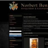 ANTIKE MÖBEL ANTIQUITÄTEN&KUNSTHANDEL NORBERT BENZ