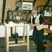 Norbert Schäfer (c) Turmuhrenmuseum Neulußheim