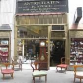 Aussenansicht Kirsch Antiquitäten (c) antik-wien.at