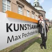 Unternehmenslogo KUNSTSAMMLUNGEN ZWICKAU Max-Pechstein-Museum