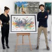 Porträt: Marijana Berbakov, Felix Oberascher (c) art-monopol.at