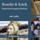 Restaurierungswerkstatt Rosehr und Erich