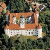 Schloss Höchstädt  © Bayerische Schlösserverwaltung www.schloss-hoechstaedt.de