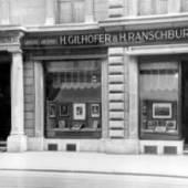 Unternehmenslogo Antiquariat Gilhofer & Ranschburg