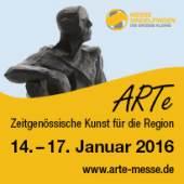 ARTe 2016 - Zeitgenössische Kunst für die Region