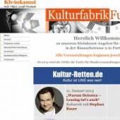 Unternehmenslogo Uhr und Kultur e.V.