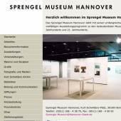 Unternehmenslogo Sprengel Museum