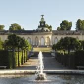 Potsdam, Park Sanssouci, Fontäne Foto: Hans Bach ©  Spsg