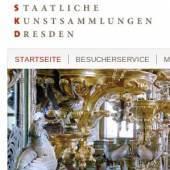 Unternehmenslogo Staatliche Kunstsammlung, Dresden