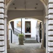 Ansicht Innenhof Gerhardt Braun Gallery (c) gb-gallery.es
