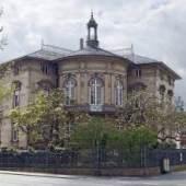 Unternehmenslogo Kunstverein Villa Streccius