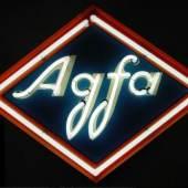 Klaus Kossmann's kleines Agfa-Museum.