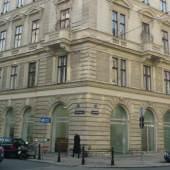 Ansicht Galerie Elisabeth & Klaus Thoman in Wien