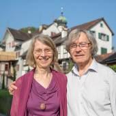 Ehepaar Helga und Aloys Wilmsen (c) galeriewilmsen.ch