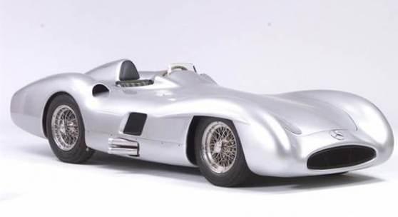 """Mercedes W 196 """"Silberpfeil"""", 1955"""