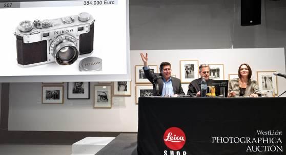 30. WestLicht Kamera-Auktion © Marco Pauer, WestLicht Photographica Auction