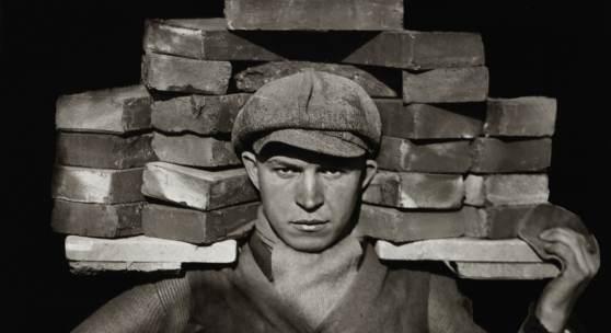 August Sander Handlanger 1928